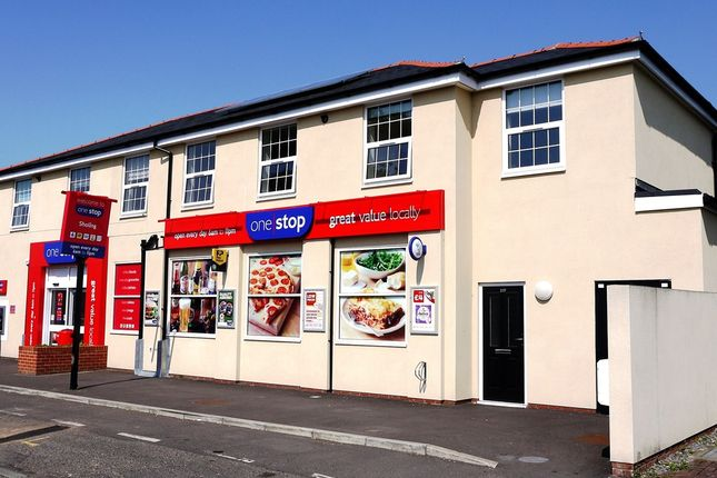 Thumbnail Flat to rent in North East Road, Southampton