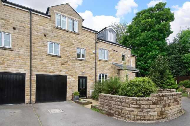 Thumbnail Town house to rent in Chapel Hill Road, Pool In Wharfedale, Otley