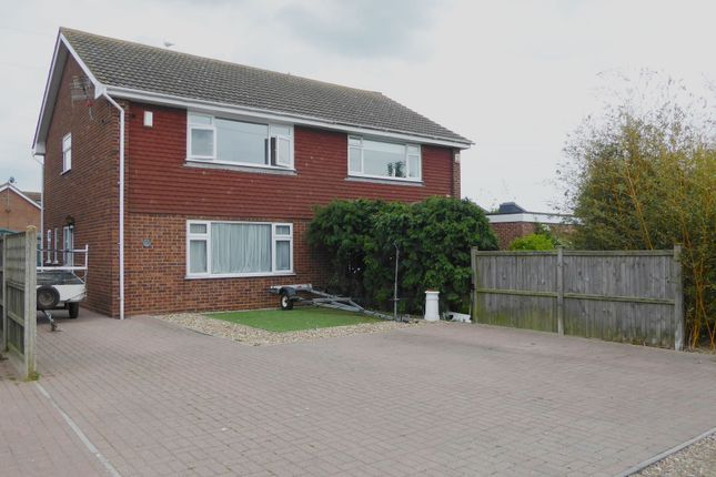 Thumbnail Semi-detached house to rent in Allan Road, Seasalter, Whitstable