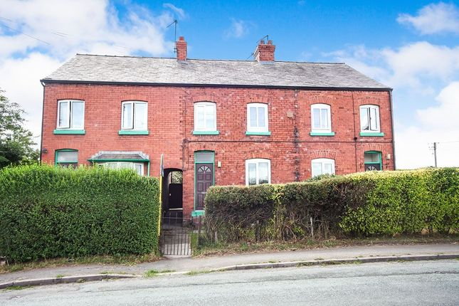 Thumbnail Terraced house to rent in Hanmer Road, Eglwys Cross, Whitchurch
