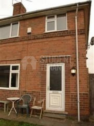 Thumbnail Shared accommodation to rent in Burrows Crescent, Nottingham