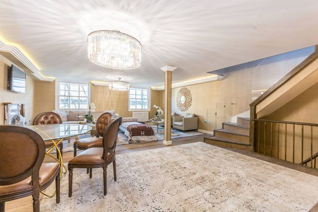 Thumbnail Flat to rent in Stanhope Place, Hyde Park Estate