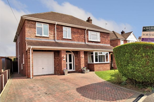 Thumbnail Detached house for sale in Hastings Drive, Hunstanton
