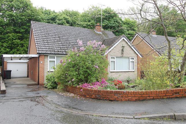 Thumbnail Detached bungalow for sale in Sylvan Drive, Old Tupton, Chesterfield