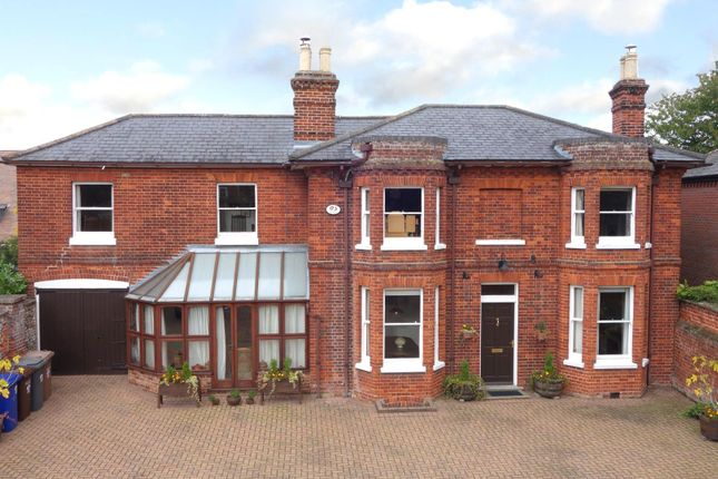 Thumbnail Detached house for sale in Sicklesmere Road, Bury St. Edmunds