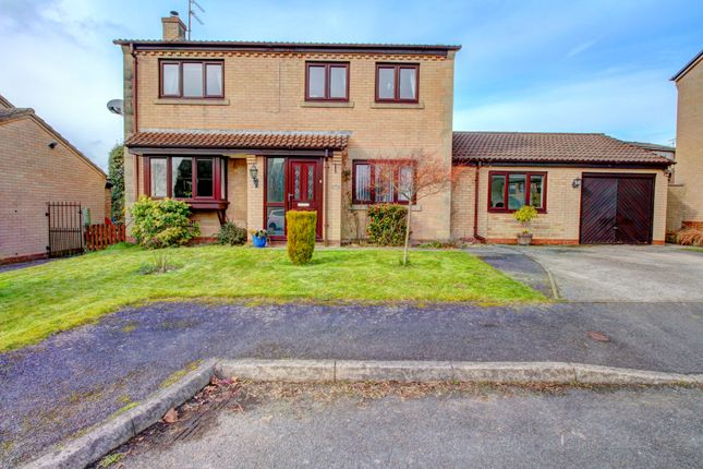 Thumbnail Detached house for sale in Southwood Avenue, Dronfield