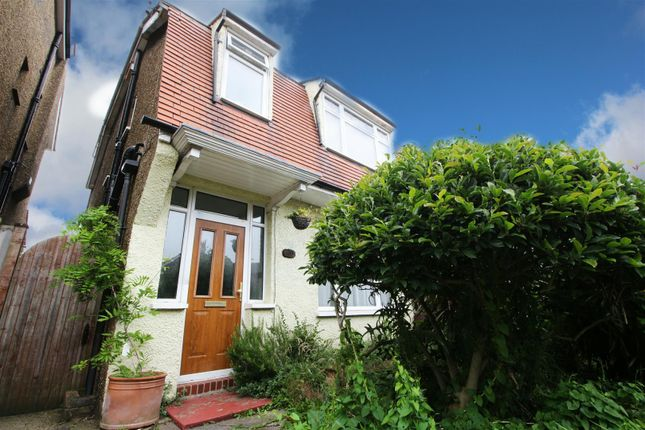 Thumbnail Semi-detached house for sale in Hertford Road, Hoddesdon
