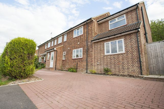 Thumbnail Semi-detached house to rent in Candlemas Mead, Beaconsfield, Beaconsfield