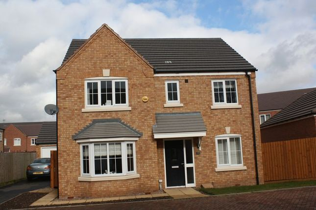 4 bed detached house to rent in Bourchier Close, Coventry