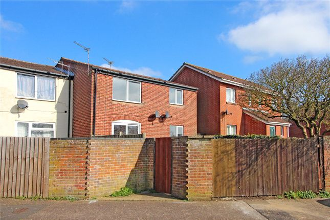 Thumbnail 1 bed flat to rent in Glenn Road, Poringland, Norwich, Norfolk