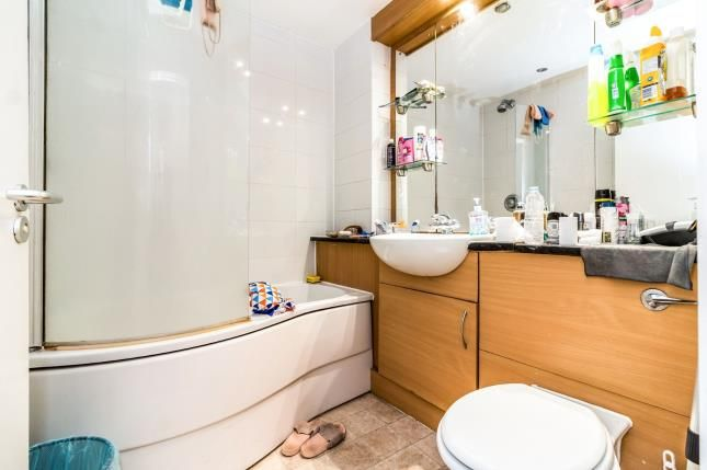 Bathroom of Old Birley Street, Hulme, Manchester, Greater Manchester M15