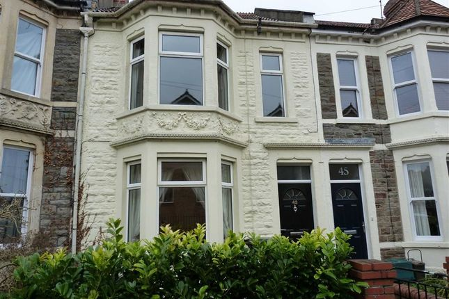 3 bed terraced house to rent in Maxse Road, Knowle, Bristol