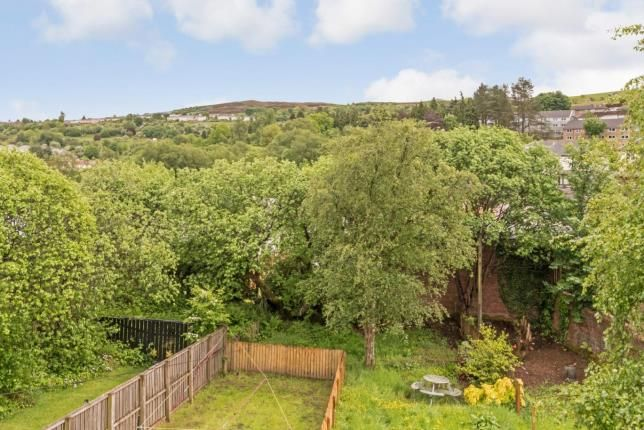 Views From Rear of Old Inverkip Road, Greenock, Inverclyde PA16