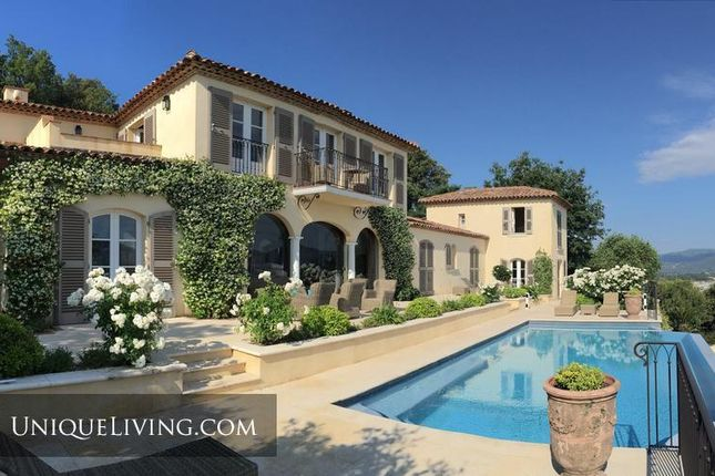Thumbnail Villa for sale in Gassin, St Tropez, French Riviera