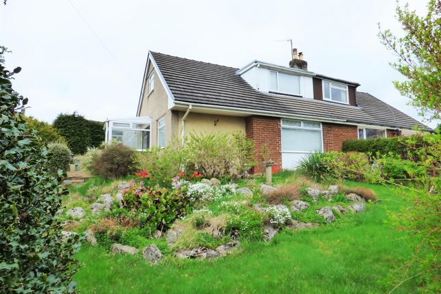 Thumbnail Semi-detached bungalow for sale in Wisp Hill Grove, Halton, Lancaster