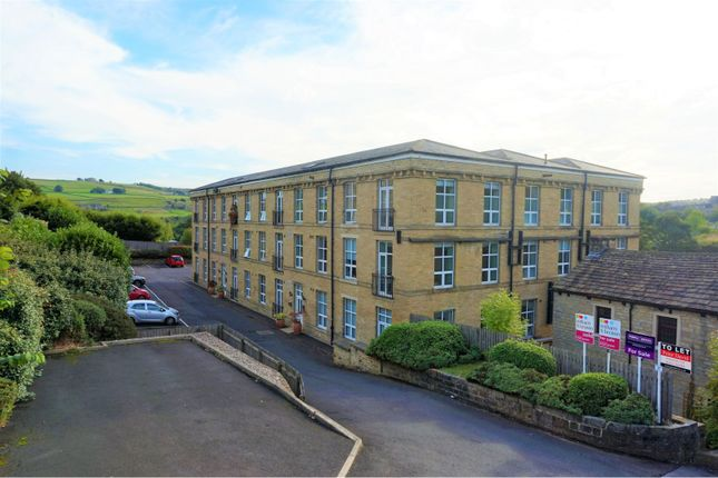 Thumbnail Flat for sale in Gratrix Lane, Sowerby Bridge