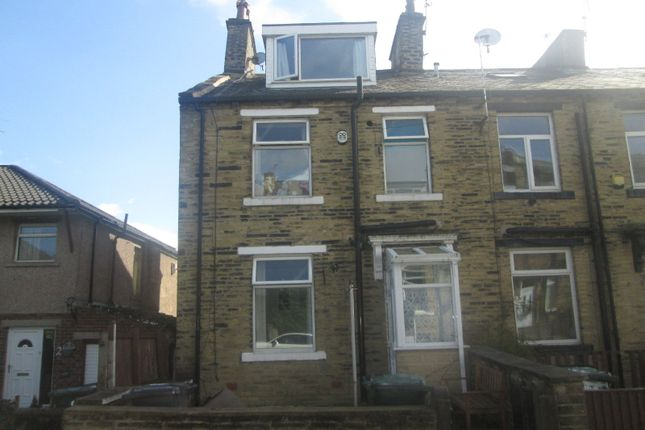 Thumbnail Terraced house to rent in Wellington Street, Allerton
