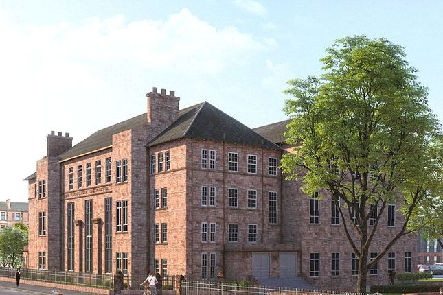 Thumbnail Flat for sale in Plot 26 - North Kelvin Apartments, Glasgow