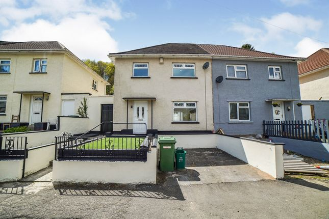 3 bed semi-detached house for sale in Cefn Lane, Glyncoch, Pontypridd CF37