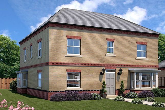Thumbnail Detached house for sale in The Chatsworth, Elmete Lane, Leeds
