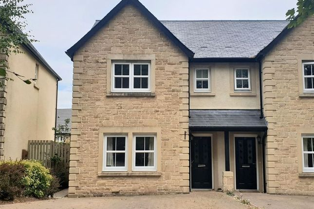 Thumbnail Semi-detached house to rent in Campbell Drive, Lancaster