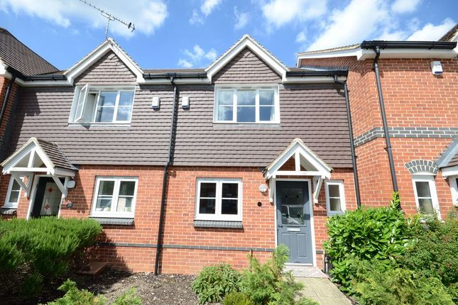 Thumbnail Terraced house to rent in Mays Close, Earley, Reading