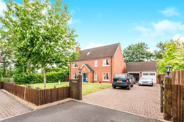 Thumbnail Detached house for sale in Wall Tyning Gardens, Bitton, Bristol