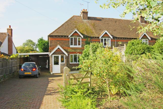 Thumbnail Semi-detached house to rent in Rye Road, Sandhurst, Cranbrook