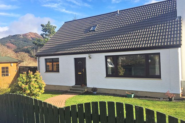 Thumbnail Detached house for sale in Balmacara, By Kyle Of Lochalsh