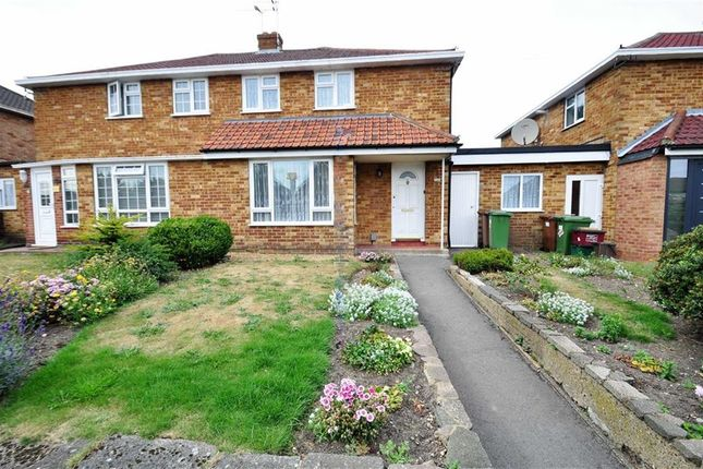 Thumbnail Semi-detached house to rent in Bedonwell Road, Upper Belvedere, Kent