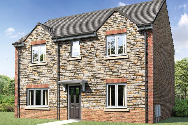 """4 bed detached house for sale in """"The Leverton"""" at Pincots Lane, Wickwar, Wotton-Under-Edge GL12"""