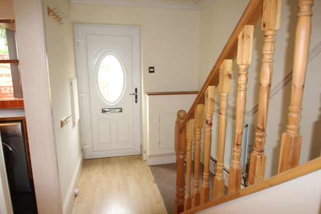 Thumbnail Terraced house to rent in Chadcote Way, Catshill