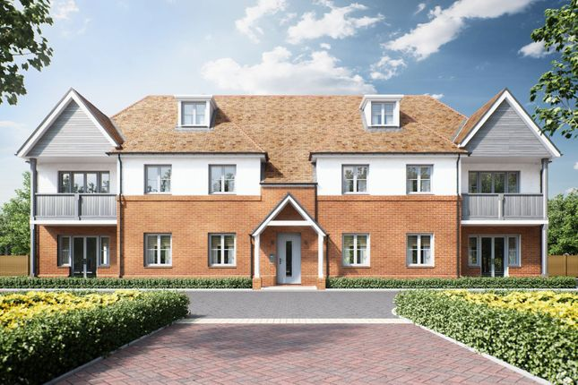 Thumbnail Flat for sale in Mill View, London Road, Great Chesterford, Saffron Walden