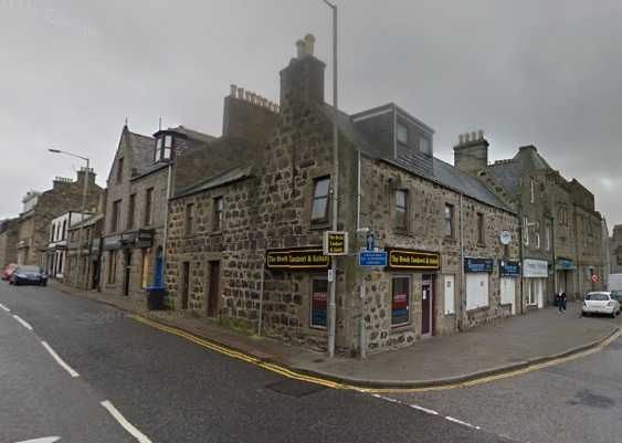 Thumbnail Commercial property for sale in Mid Street, Fraserburgh