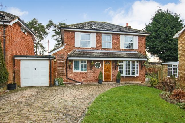 Detached house for sale in Chesterton Close, East Grinstead, West Sussex