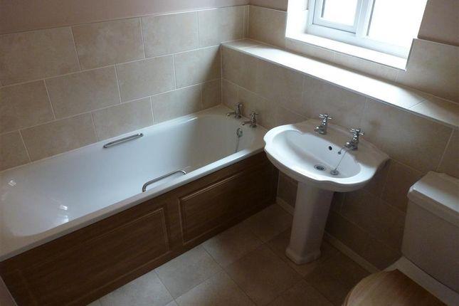 Bathroom of Meadow Nook, Boulton Moor, Derby DE24