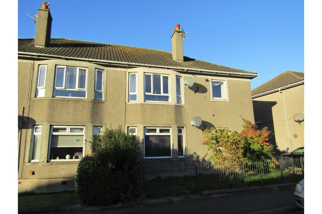 Thumbnail Flat to rent in Barrie Terrace, Ardrossan