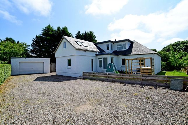 Thumbnail Detached house for sale in Red Braes, Airlie, Kirriemuir