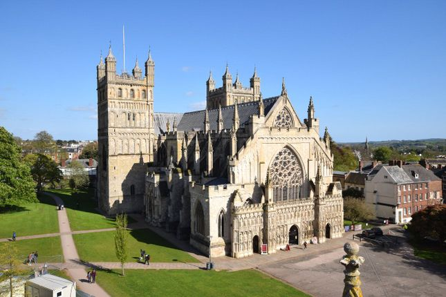 Thumbnail Flat for sale in 23 Cathedral Yard, Exeter, Devon