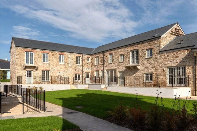 Thumbnail Barn conversion for sale in The Courtyard, Duporth, St. Austell, Cornwall
