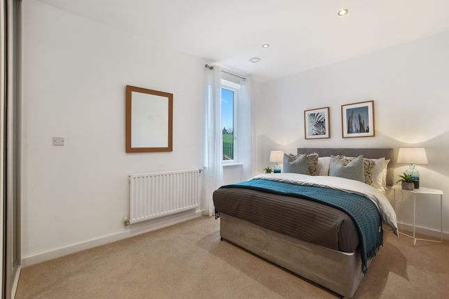 Thumbnail Flat for sale in 9 Blossom House, 5 Reservoir Way, London