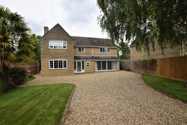 Thumbnail Detached house for sale in Tyler Close, Edith Weston, Oakham