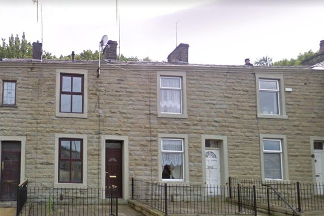 Thumbnail Terraced house to rent in Rockcliffe Road, Bacup
