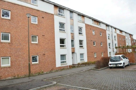 Thumbnail Flat to rent in The Maltings, Falkirk