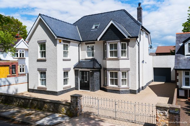 Thumbnail Detached house for sale in Bryneglwys Avenue, Newton, Porthcawl