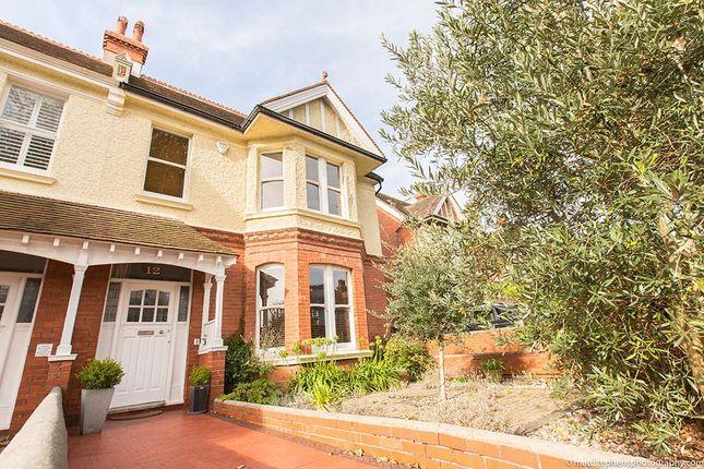 Thumbnail Semi-detached house to rent in Pembroke Avenue, Hove