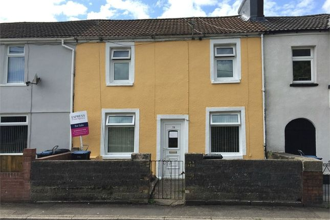 Thumbnail Terraced house for sale in Church Street, Tredegar, Blaenau Gwent