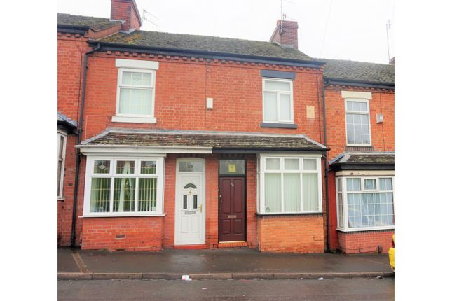 Thumbnail Terraced house for sale in Etruria Vale Road, Stoke-On-Trent