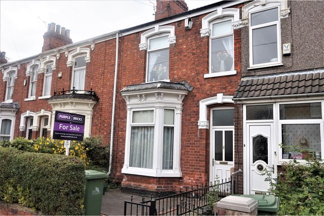 Thumbnail Flat for sale in Chantry Lane, Grimsby