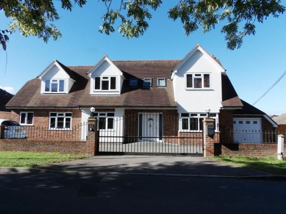 Thumbnail Detached house for sale in Frithwood Lane, Billericay